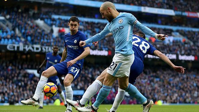 Video bàn thắng và clip highlights trận Man City 1-0 Chelsea