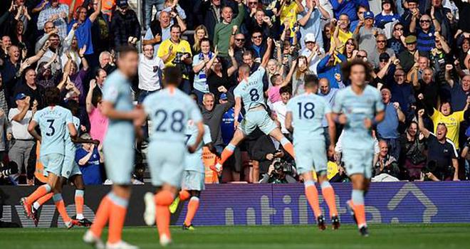 Hết Hazard rồi đến Barkley tỏa sáng, Chelsea ngày càng mạnh