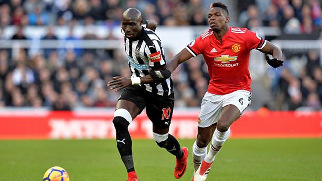 Newcastle 1-0 Man United: Trái đắng St. James Park