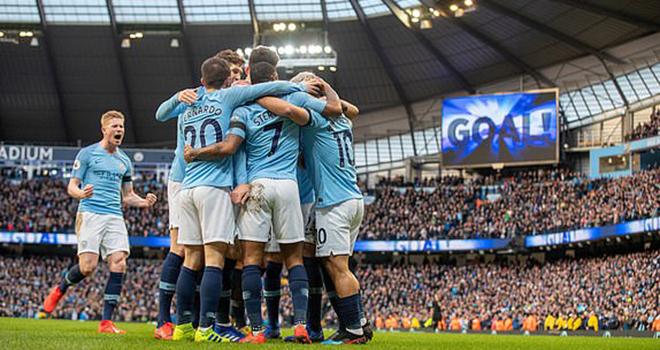 Man City 6-0 Chelsea: Bất lực trên sân Etihad, Sarri Out?