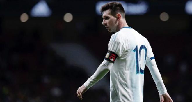 Messi chấn thương, nhiều khả năng nghỉ trận Barca gặp MU