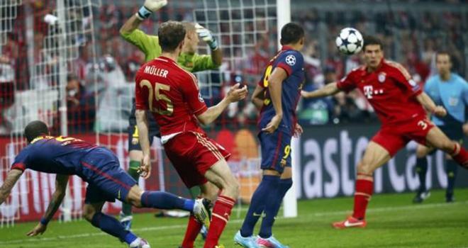 Truc tiep bong da, Barcelona vs Bayern Munich, trực tiếp cúp C1 châu Âu, trực tiếp tứ kết Champions League, kèo nhà cái, K+, K+PM trực tiếp bóng đá, Barca, Bayern