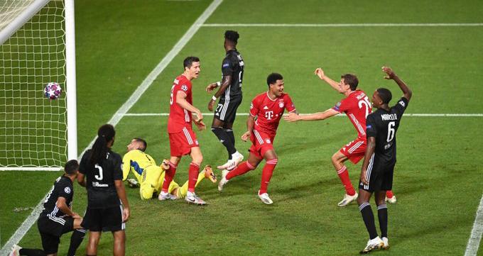 Ket qua bong da, Lyon 0-3 Bayern Munich, Kết quả bán kết cúp C1, K+, K+PM, Kết quả Bayern đấu với Lyon, kết quả bóng đá bán kết Champions League, Bayern 3-0 Lyon