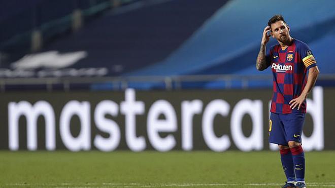 NÓNG: Leo Messi gửi yêu cầu chuyển nhượng tới Barcelona qua... fax