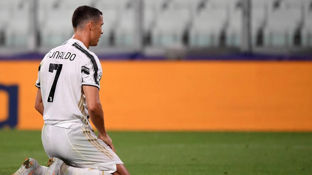 Ronaldo lập cú đúp trước Lyon: Bị loại vẫn chứng tỏ đẳng cấp ngôi sao