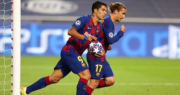 Kết quả bóng đá, Barcelona 2-8 Bayern Munich, Kết quả tứ kết cúp C1 châu Âu, kết quả barca đấu với Bayern, Kết quả tứ kết Champions League, Bayern, Barca, Luis Suarez