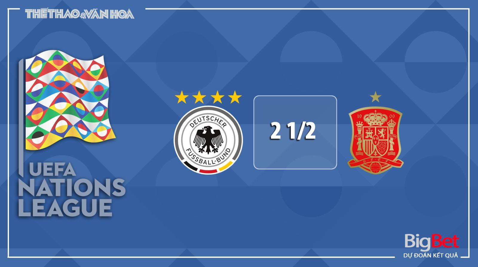 Keo nha cai, kèo nhà cái, Đức vs Tây Ban Nha, UEFA Nations League 2020-21, Trực tiếp BĐTV, trực tiếp Đức đấu với Tây Ban Nha, kèo Đức, soi kèo Đức, kèo Đức vs TBN