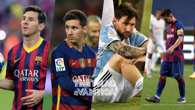 'Siêu sao hờn dỗi' Messi: 4 lần đòi chia tay, từ Barcelona đến đội tuyển Argentina