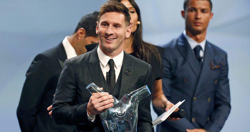 Cầu thủ xuất sắc nhất châu Âu 2019-20, Messi và Ronaldo vắng mặt, UEFA, Bong da, Cầu thủ xuất sắc nhất năm, Messi, Ronaldo, Lewandowski, De Bruyne, Manuel Neuer, cúp C1