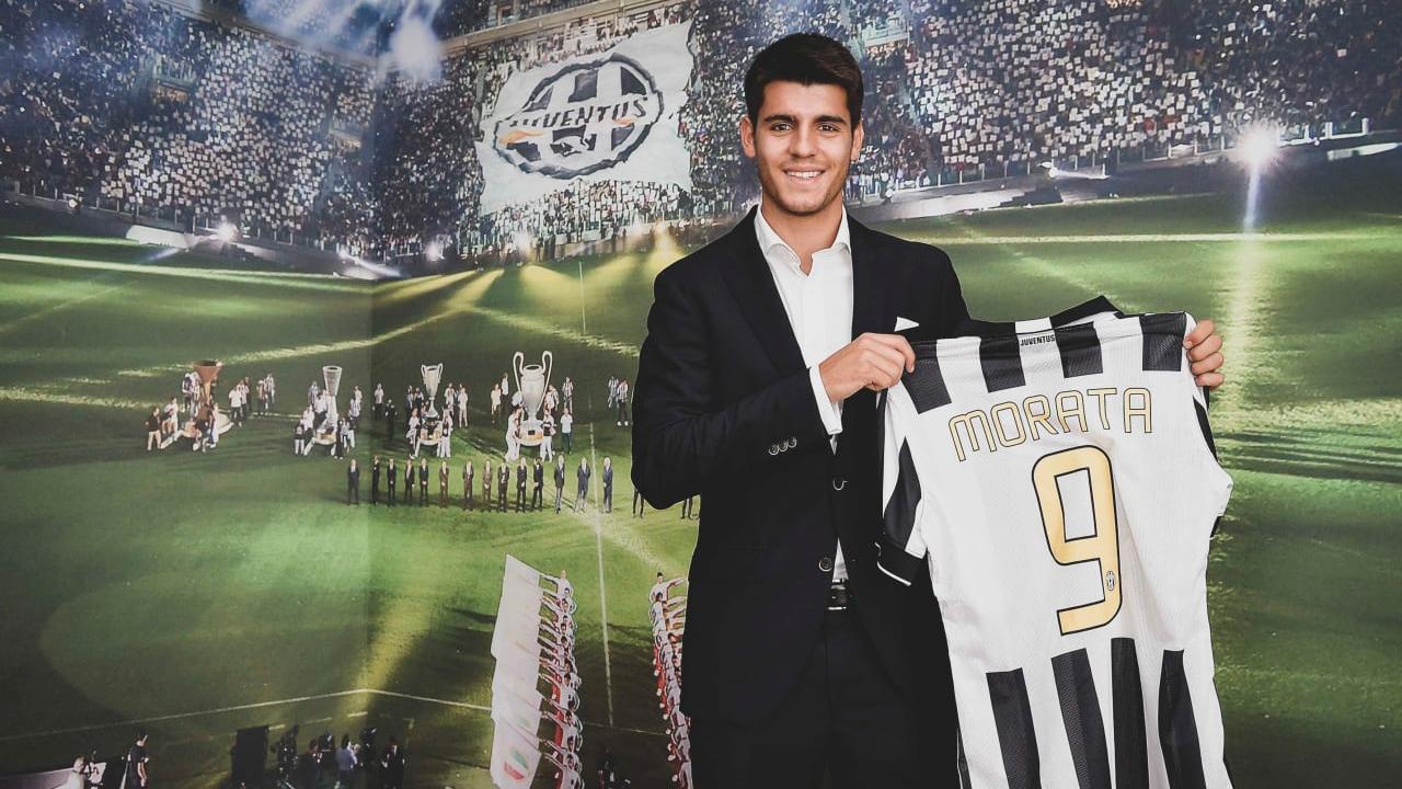 Alvaro Morata: 5 lần chuyển nhượng ở tuổi 27 với hơn 200 triệu euro
