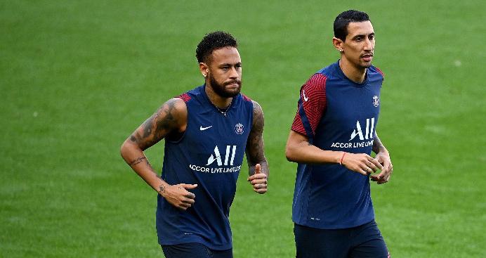 PSG, Covid-19, Neymar, Di Maria, Paredes, PSG thêm 3 ca dương tính Covid-19, Covid19, Paris Saint Germain, cầu thủ nhiễm Covid-19, virus corona, Ligue 1, bong da, bóng đá