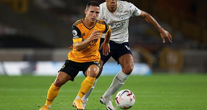 Bóng đá, Wolves 1-3 Man City, kết quả Ngoại hạng Anh vòng 2, kết quả Man City đấu với Wolves, Kqbd, Bảng xếp hạng Ngoại hạng Anh, BXH bóng đá Anh vòng 2, De Bruyne