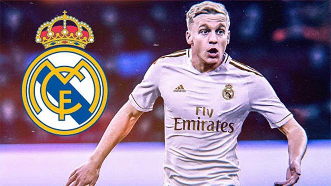 Trước khi tới MU, Van de Beek từng đạt thỏa thuận gia nhập Real Madrid