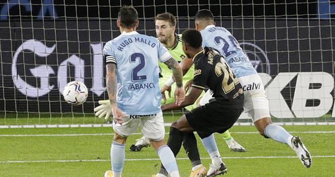 Ket qua bong da, Celta Vigo vs Barcelona, Kết quả La Liga, Bảng xếp hạng La Liga, kết quả bóng đá Tây Ban Nha, kết quả Celta Vigo vs Barcelona, Messi, Ansu Fati, BXH Liga