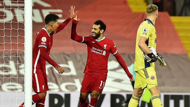 Liverpool 2-1 Sheffield: Ngược dòng trong nỗi nhớ Van Dijk