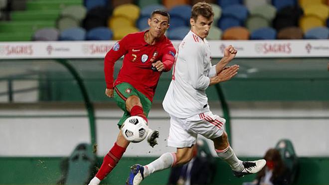 Bồ Đào Nha 0-0 Tây Ban Nha: Ronaldo đen đủi, Kepa giữ sạch lưới may mắn