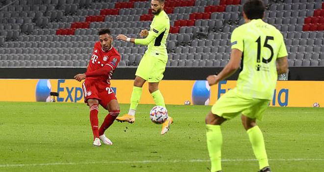 Bayern 4-0 Atletico Madrid: Đương kim vô địch phô diễn sức mạnh đáng sợ