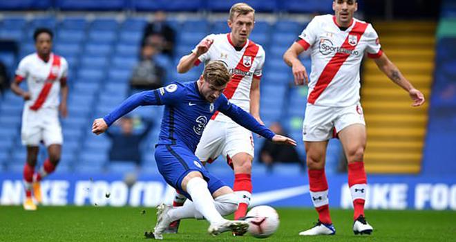 Chelsea 3-3 Southampton, Kết quả bóng đá Anh, Bảng xếp hạng Ngoại hạng Anh, video clip bàn thắng Chelsea vs Southampton, kết quả Chelsea đấu với Southampton