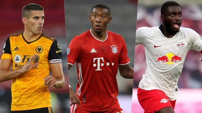 5 hậu vệ Liverpool có thể mua để giải bài toán hàng thủ