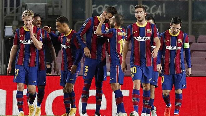 Barcelona, Cầu thủ Barcelona từ chối giảm lương, giảm lương, Tin tức bóng đá, Tin bóng đá, Messi, Koeman, tài chính Barcelona, Barcelona cắt giảm lương, La Liga, bong da