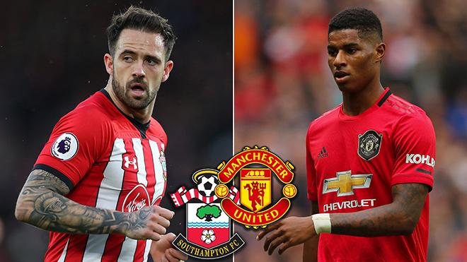 Trực tiếp Southampton vs MU. K+PM trực tiếp bóng đá Anh vòng 10
