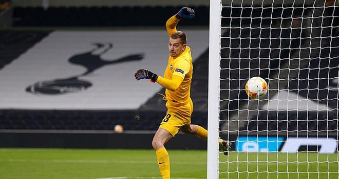 Ket qua bong da, Kết quả cúp C2. Tottenham Ludogorets, Harry Winks lập siêu phẩm, Kết quả Tottenham vs Ludogorets, Tottenham 4-0 Ludogorets, Harry Winks, Tottenham. 45m