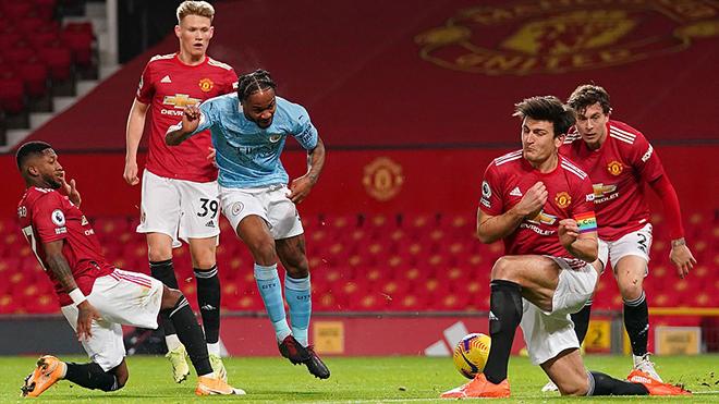 ĐIỂM NHẤN MU 0-0 Man City: Derby không bàn thắng. Solskjaer hài lòng hơn Guardiola
