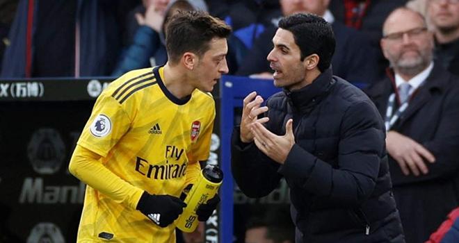 Arsenal, Oezil, Ozil, Oezil gia nhập Fenerbahce, Oezil rời Arsenal, truc tiep bong da hôm nay, trực tiếp bóng đá, truc tiep bong da, lich thi dau bong da hôm nay, bong da