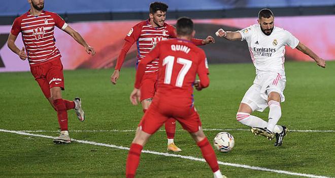 Ket qua bong da, Real Madrid vs Granada, Kết quả La Liga, Bảng xếp hạng La Liga. Kết quả Real Madrid vs Granada. BXH La Liga. Kết quả Real Madrid