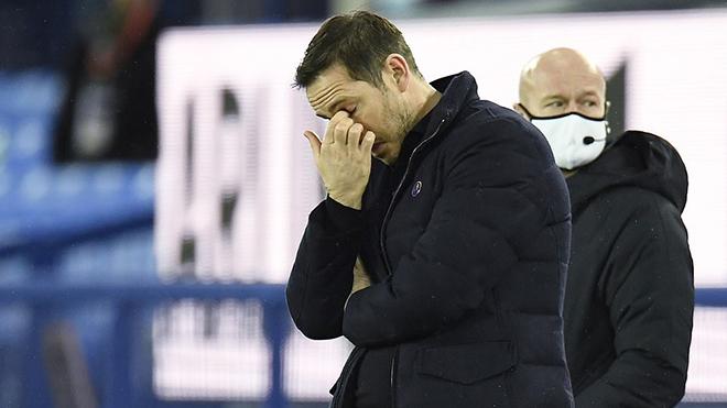 Everton 1-0 Chelsea: Mendy mắc sai lầm. Werner và Havertz gây thất vọng