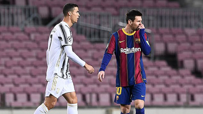 Messi loại Ronaldo, bầu chọn cho Lewandowski ở danh hiệu The Best