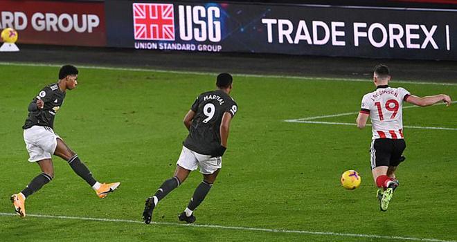Sheffield 2-3 MU, Ket qua bong da, Video clip bàn thắng trận Sheffield 2-3 MU, kết quả bóng đá MU đấu với Sheffield, kết quả bóng đá Anh, bảng xếp hạng ngoại hạng Anh