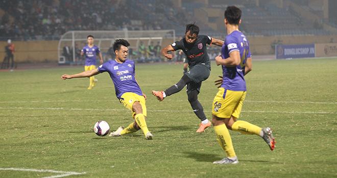 Hà Nội 1-2 Bình Dương, HLV Chu Đình Nghiêm, Hà Nội FC, BXH V-League, kết quả V-League vòng 2, lịch thi đấu V-League 2021, Hải Phòng vs Hà Nội, VPF