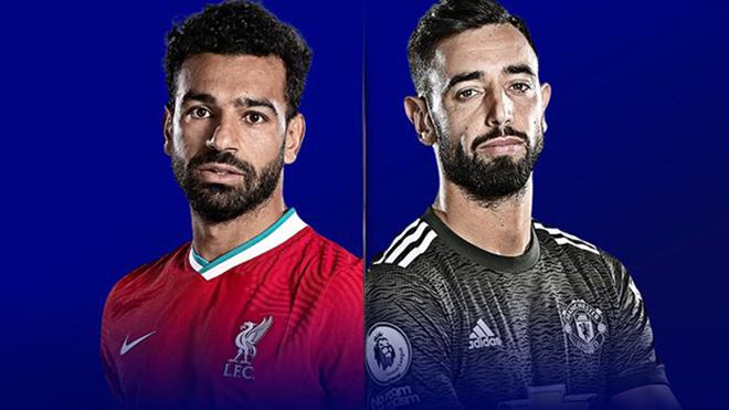 Trực tiếp Liverpool vs MU. K+, K+M trực tiếp bóng đá Anh hôm nay