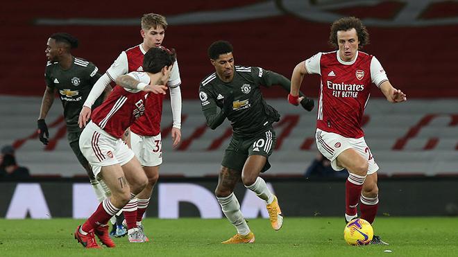 ĐIỂM NHẤN Arsenal 0-0 MU: MU lại không thắng Arsenal, lỡ thời cơ gần ngôi đầu