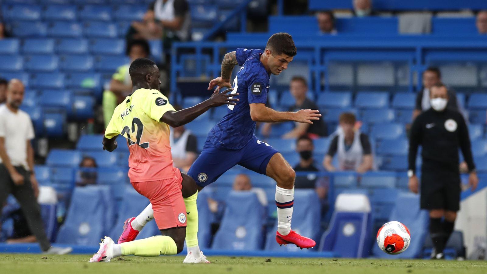 K+, K+PM trực tiếp bóng đá Anh hôm nay: Chelsea vs Man City (23h30, 3/1)