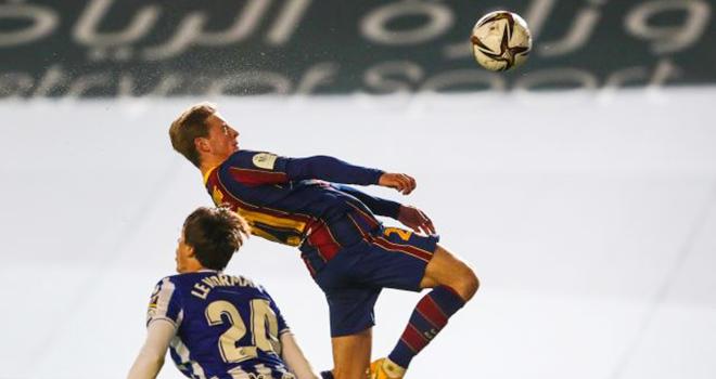 Ket qua bong da, Real Sociedad vs Barcelona, Kết quả siêu cúp Tây Ban Nha, Messi, kết quả Sociedad vs Barcelona, video Sociedad vs Barcelona, Barcelona vào chung kết