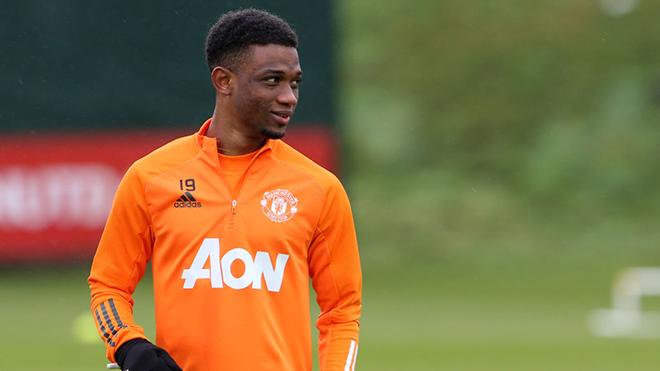 Amad Diallo sẽ ra mắt MU ở trận gặp Arsenal?