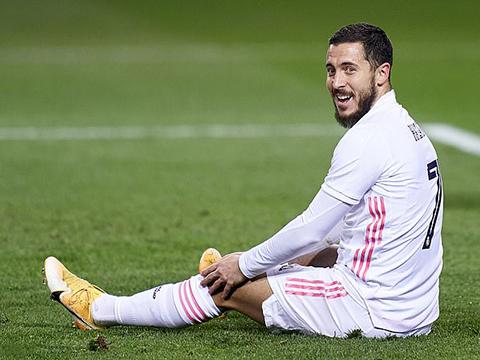 Real Madrid: Hazard bị chỉ trích thậm tệ, dự đoán 'không còn chỗ' tại Real