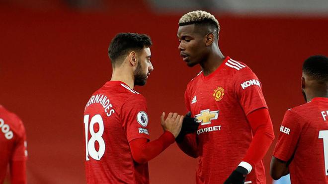 Cuộc đua vô địch Ngoại hạng Anh: MU chiếm lợi thế, Man City và Liverpool gặp khó