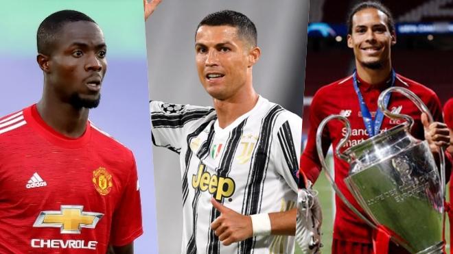 Sao bóng đá đón năm mới: Ronaldo ấm áp bên gia đình. Bailly chụp ảnh trầm tư