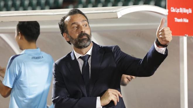 HLV Lopez công khai phán quyết của FIFA liên quan tới CLB Thanh Hóa