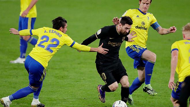 BĐTV trực tiếp bóng đá: Barcelona vs Cadiz (20h00 hôm nay)