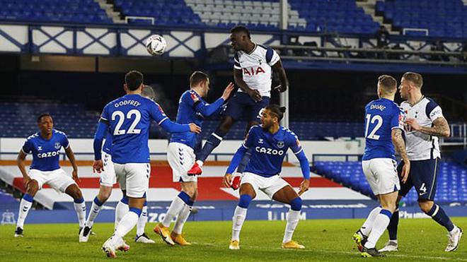 FA Cup vòng 5: Man City thắng dễ. Everton hạ Tottenham đầy kịch tính