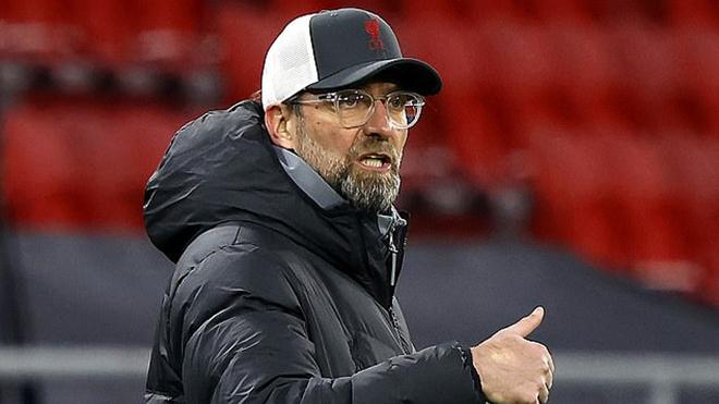 Klopp: 'Nhiều người hy vọng Liverpool trượt chân lần nữa'