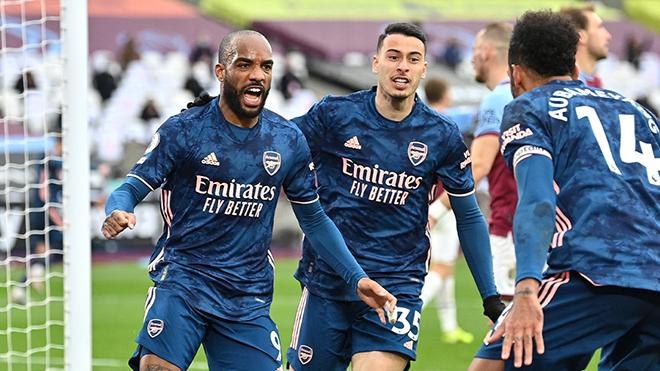 Arsenal, Crystal Palace vs Arsenal, Kết quả Ngoại hạng Anh, BXH Anh, video Crystal Palace vs Arsenal, kết quả Crystal Palce vs Arsenal, kết quả bóng đá Anh