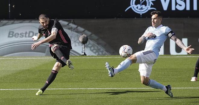 Kết quả Celta Vigo vs Real Madrid, Kết quả La Liga, BXH La Liga, Benzema, Kqbd, video Celta Vigo vs Real Madrid, ket qua bong da, bóng đá Tây Ban Nha, cuộc đua vô địch