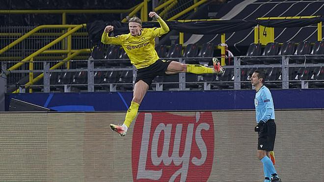Dortmund 2-2 Sevilla (chung cuộc 5-4): Haaland lập cú đúp, Dortmund dễ dàng vào Tứ kết