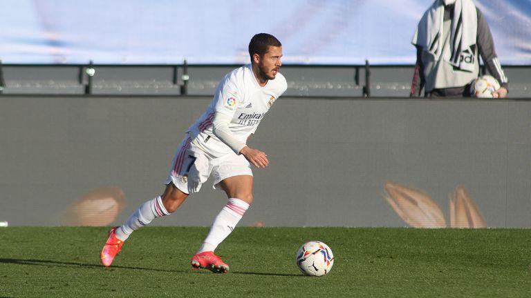 Eden Hazard: 11 ca chấn thương, nghỉ thi đấu 50 trận từ khi tới Real Madrid