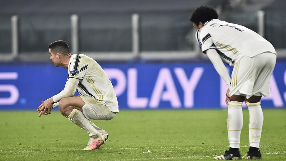 Bóng đá hôm nay 10/3: Ronaldo im tiếng, Juventus bị loại ở C1. Cavani gây áp lực lên MU